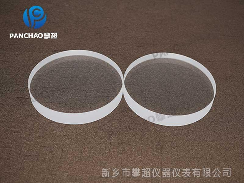 """定制方形圆形超薄石英玻璃片-""""攀超""""视镜玻璃"""