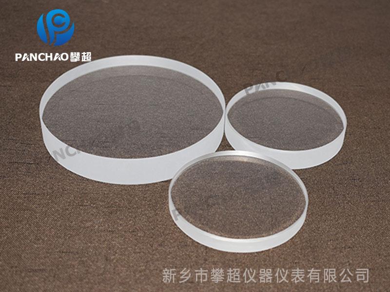 """高透明耐腐蚀石英玻璃视镜-""""攀超""""视镜玻璃"""